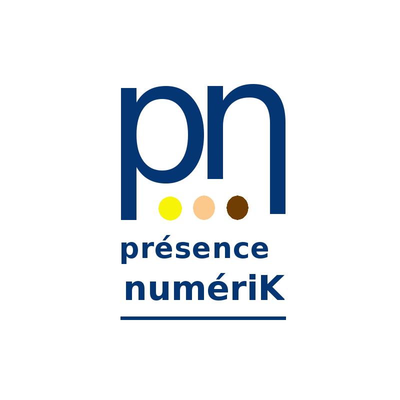 Logo Présence NumériK